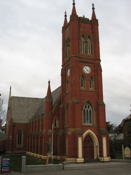 image of St Paul's Cathedral, Bendigo