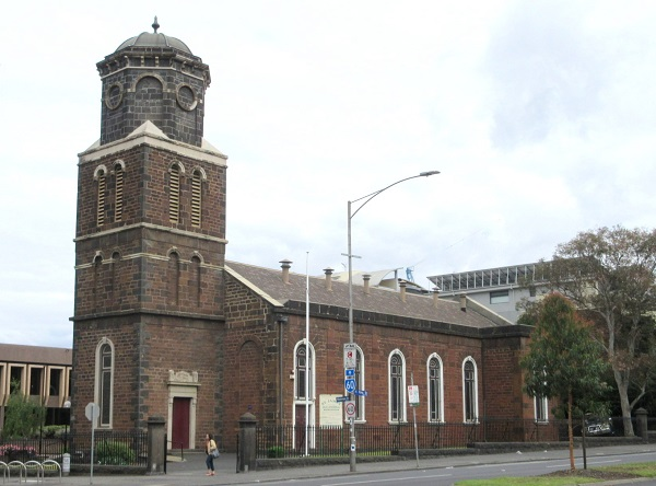 image of St James' Old Cathedral, Melbourne