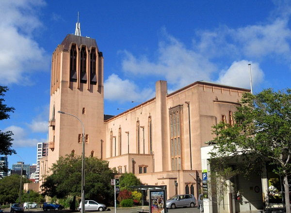 image of Wellington Cathedral, Wellington